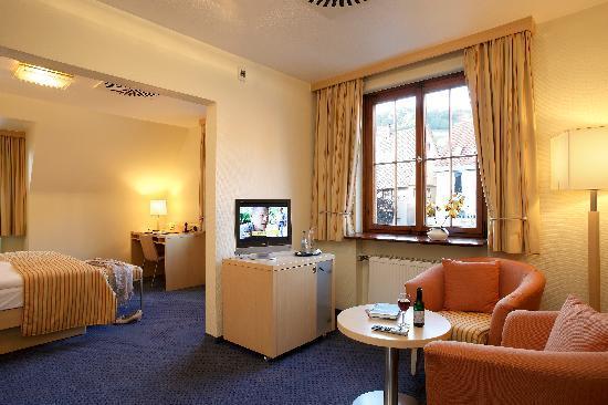 Schlosshotel Ingelfingen: Unsere Zimmer