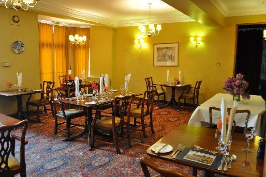 Knipoch Hotel: Goldroom