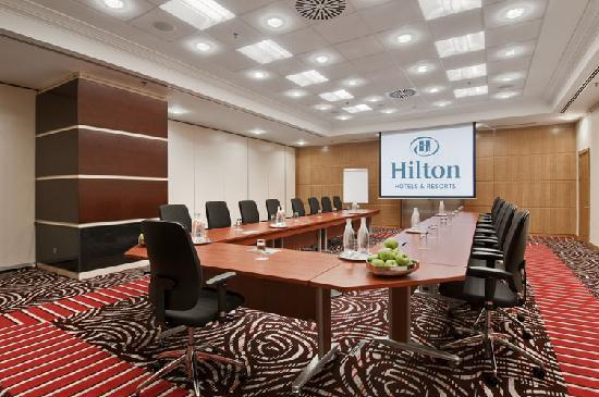 Ankara Hilton SA: Hilton Meetings Çankaya Room