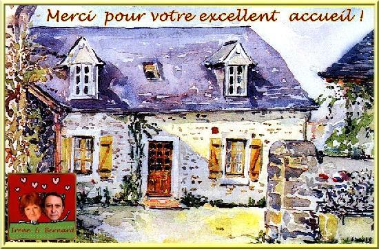 Chambres d'hotes et Gite rural Miragou : Excellent souvenir !