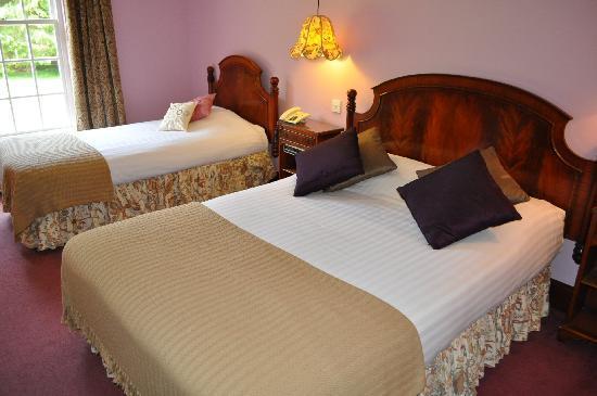 Knipoch Hotel: Triple room