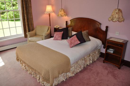 Knipoch Hotel: Doble room