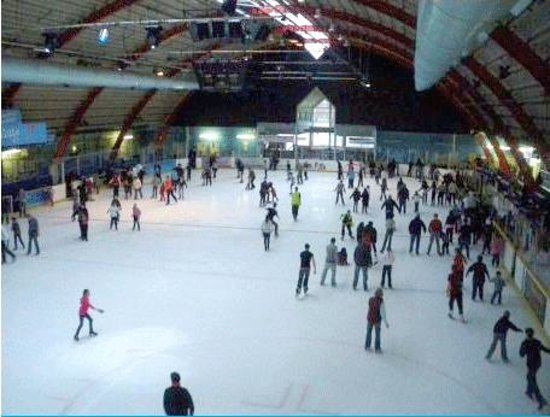 Slough, UK: The Rink
