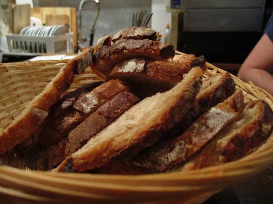 A La Tchatche : bread