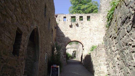 Photo of Altes Schloss Hohenbaden in Baden-Baden, Ba, DE