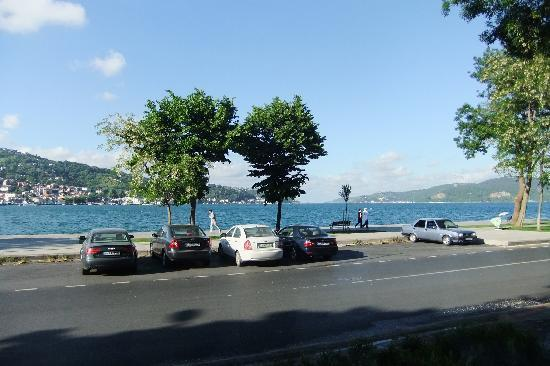 Mer Balik: The view