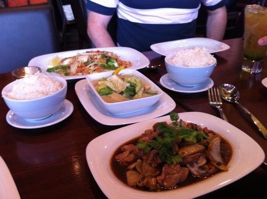 Koh Thai Tapas Boscombe: Tapas