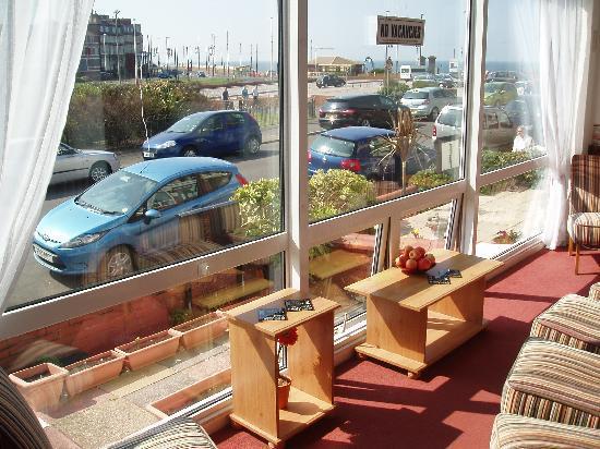 The Pilatus: Our Sun Lounge