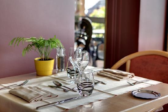 Anemotel : Détail du restaurant Anémotel Riom