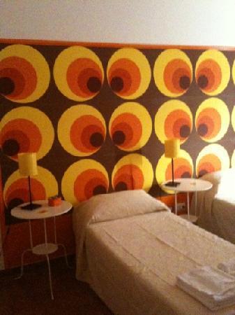 B&B Vecchia Stazione: stanza rossa