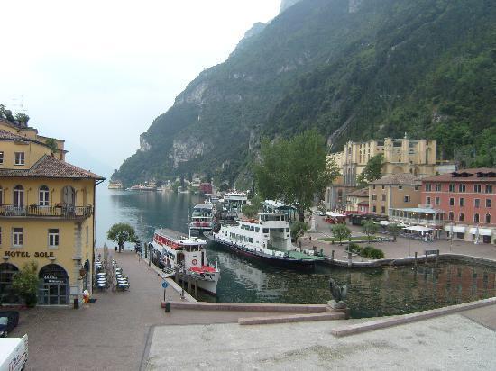 Centrale Hotel -- Riva Del Garda: View 3 from Room 302