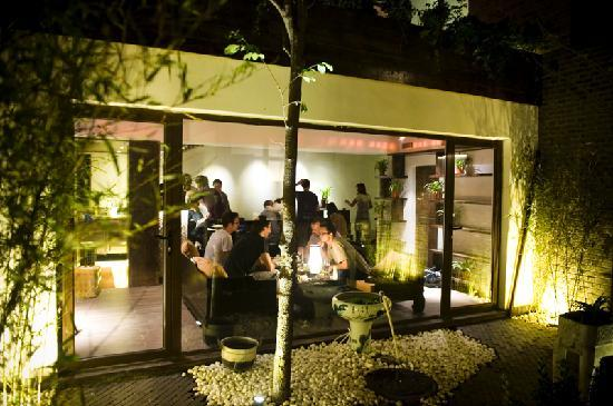 The Orchid Hotel: The hotel bar is very friendly and social. You're sure to make some friends