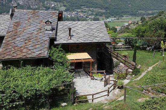 Montjovet, Italia: appartamenti