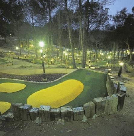 Gnomo Park: mini golf