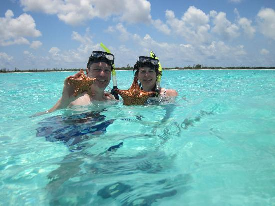 Two D's Diving and Tour Adventures: Beautiful water and sea life