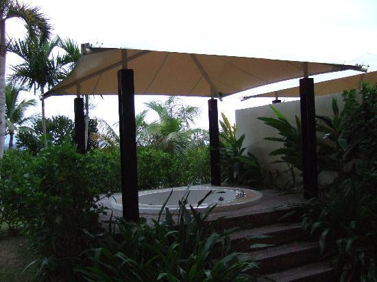 The Busena Terrace: ジェットスパ