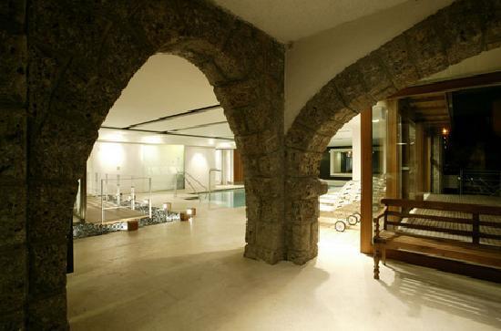Castione della Presolana, Italien: Spa