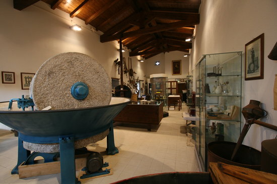 Sa Mola de Su Notariu - Museo dell'Olio