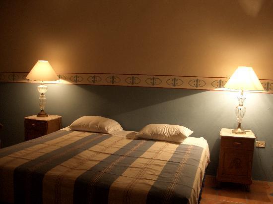 Casa Verde Inn: la camera AZZURRA di notte