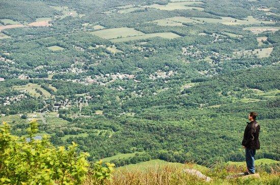 Беркширы, Массачусетс: Mount Greylock