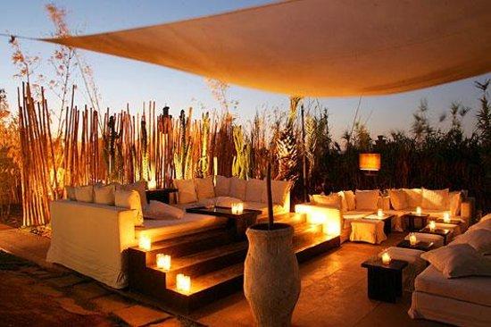 Riad RabahSadia: Restaurant Le Bo Zin