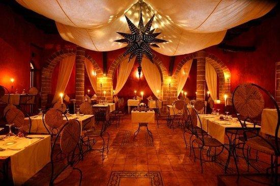 """Riad RabahSadia: Un des meilleurs restaurant d'Essaouira """"Le Patio"""" tenu par un français Tonio"""