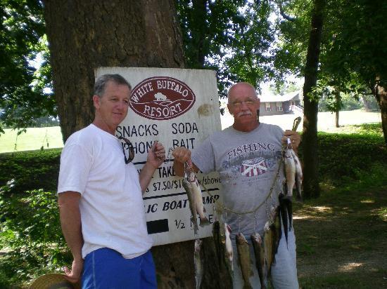 White Buffalo Resort: World Class Trout Fishing!