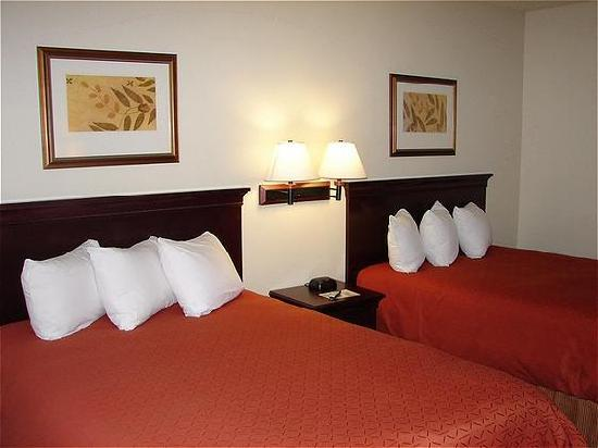 Country Inn & Suites By Carlson, Scottsdale: Sleeping Roon's