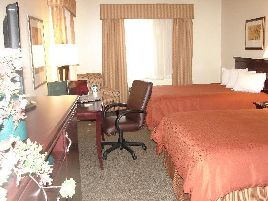Country Inn & Suites By Carlson, Scottsdale: Sleeping room