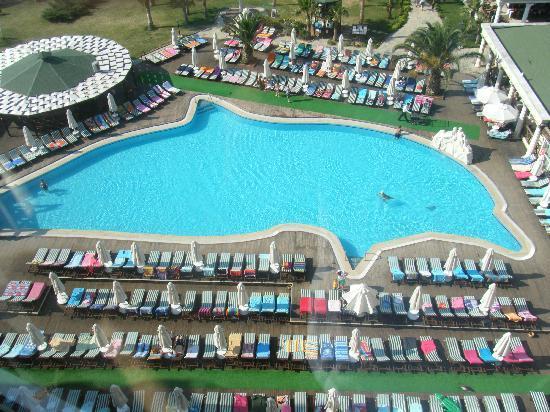 Didim Beach Resort & Spa : main pool