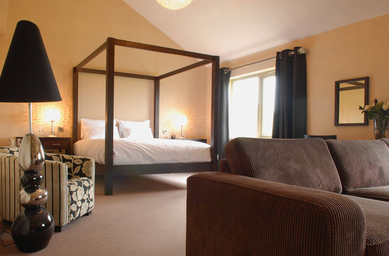 Peak Edge Hotel: Lytham Suite
