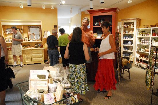 Local Works Marketplace at WREN : Pottery, Jewelry, Baskets, Textiles & More!