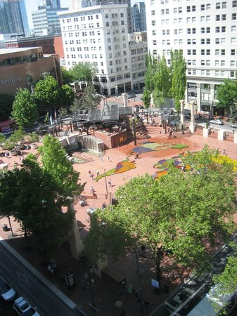 Photo of Other Venue Pioneer Courthouse Square at Portland, OR