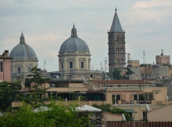 Casa Il Rosario: Roof View