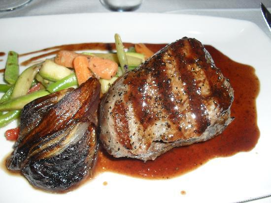 Wigi's Kitchen : Lovely fillet steak