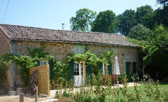 Domaine le Bost: Self Catering Apartment 'Thiviers'