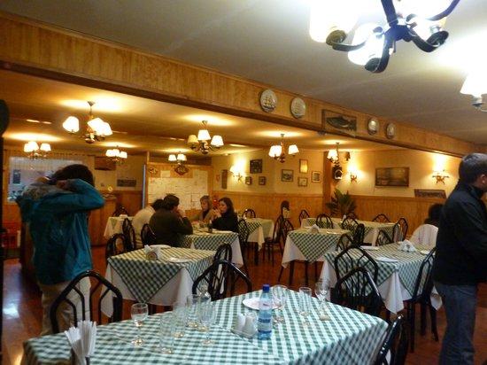 El Maritimo : The restaurant