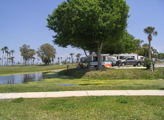 Okeechobee KOA: Camping