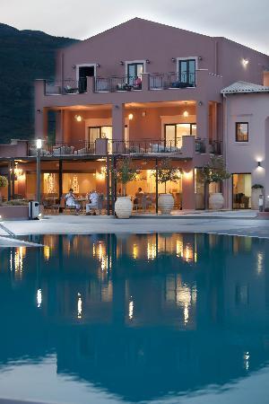 Utopia Resort & Spa : Kefalonia countryside.