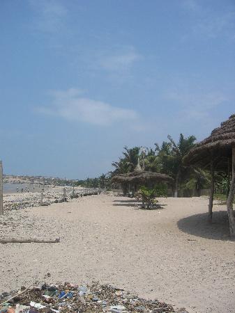 Coco Beach: near spot