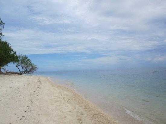 Selingan Turtle Island: Beach on Selingan Island