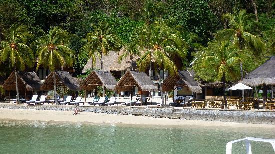 El Nido Resorts Miniloc Island: inside paradise