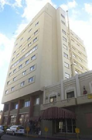 Fray Marcos De Niza: Vista del Hotel