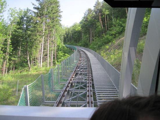 Innsbrucker Nordkettenbahnen: Bahn
