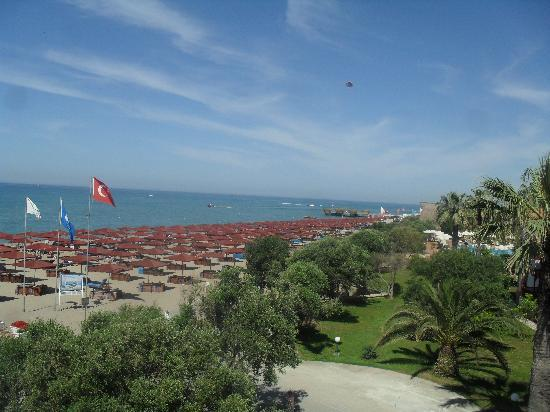 Ali Bey Club Manavgat: View frm rest.