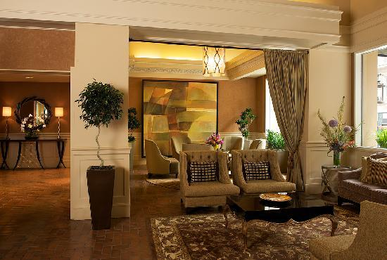 The Cartwright Hotel - Union Square, BEST WESTERN Premier Collection: Lobby Sitting Area