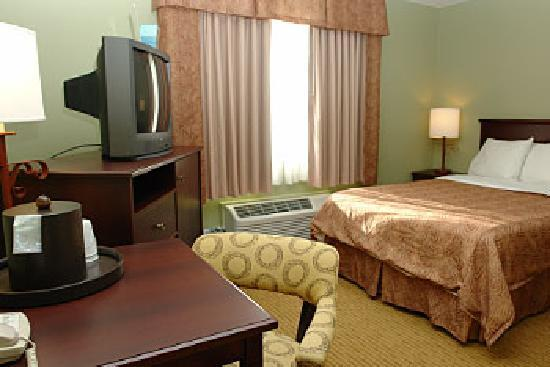 BEST WESTERN PLUS Concord Inn: Room with 1 Full/Double bed