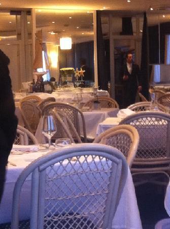 Hotel Lungomare: il ristorante