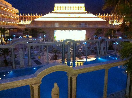 Cleopatra Palace Hotel: Pool 2