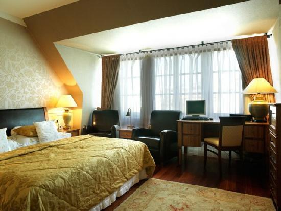 Marrol's Boutique Hotel Bratislava: Double Room Panorama View